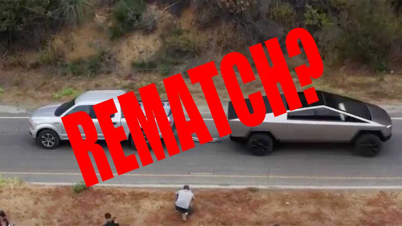 Tesla Ford Rematch