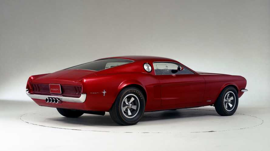 Ford Mustang Mach 1 Concept 1966