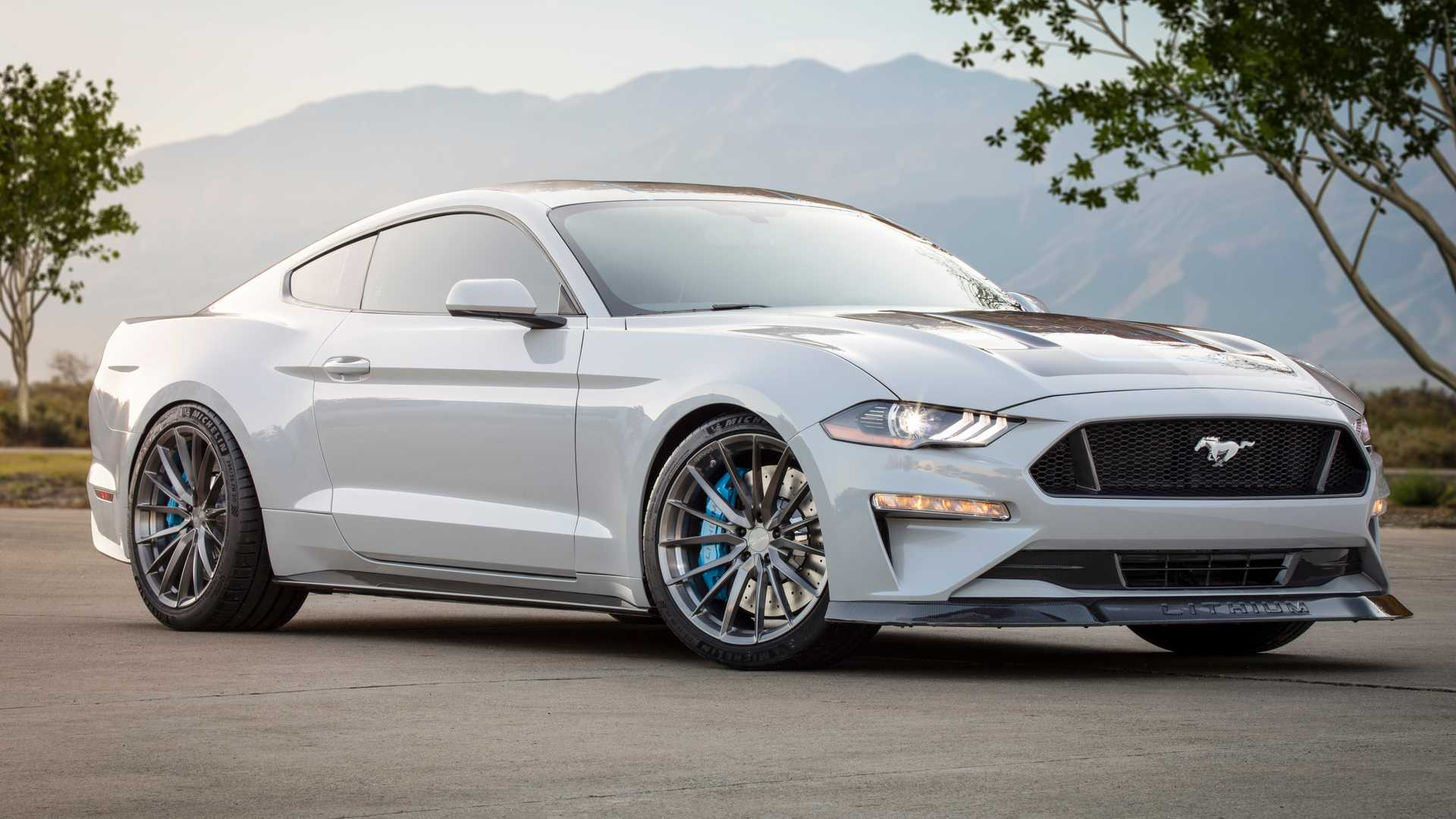 All-Electric Ford Mustang Entering Production In December 2028: Report