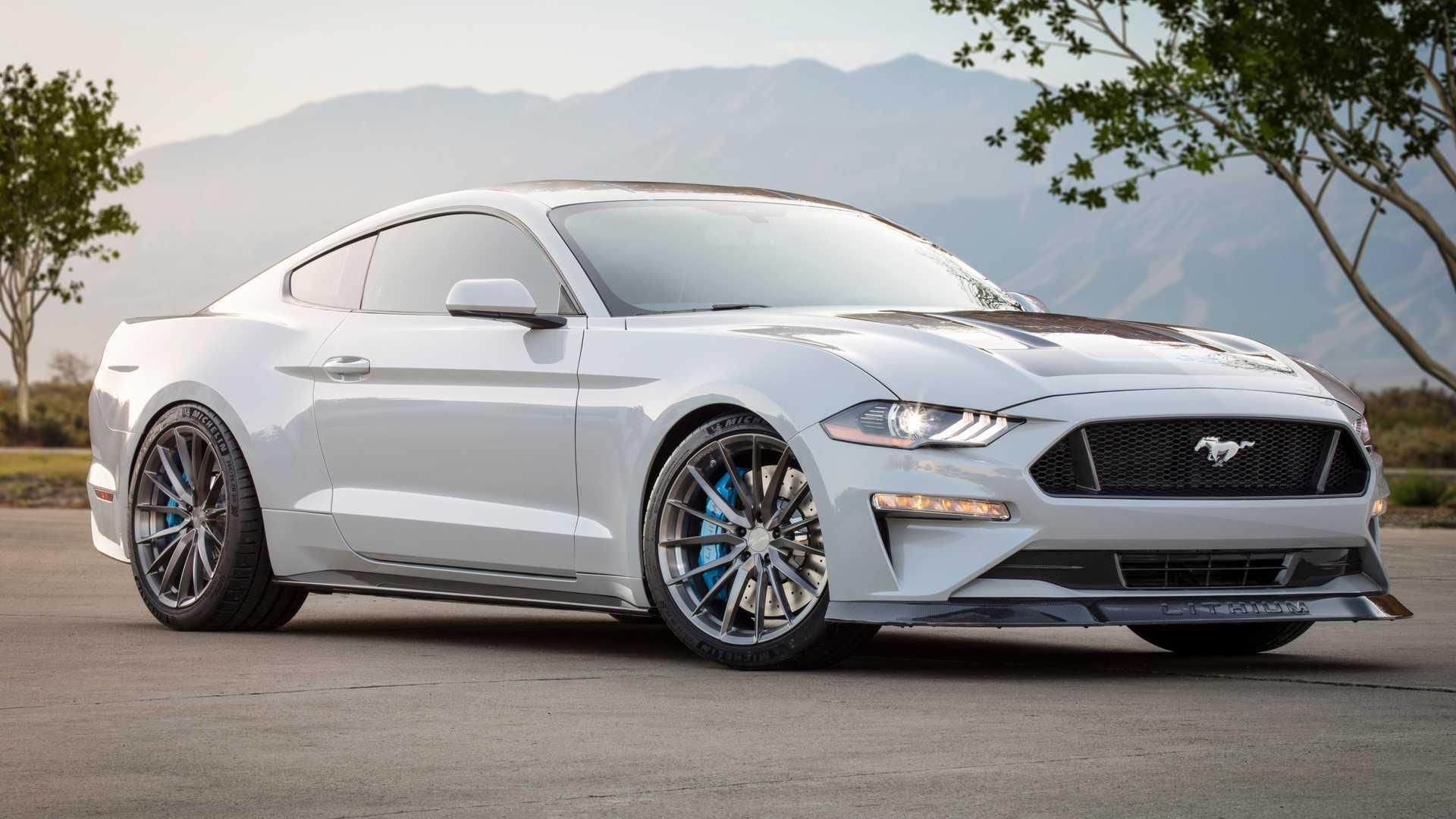 Электрический Ford Mustang поступит в производство в декабре 2028 года: отчет