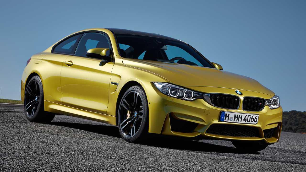 3. BMW M4
