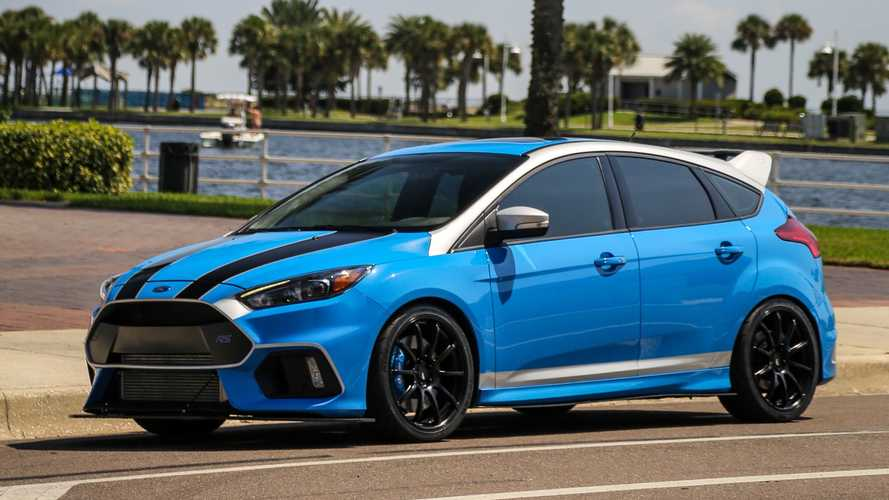Custom 2017 Ford Focus RS From Dream Giveaway