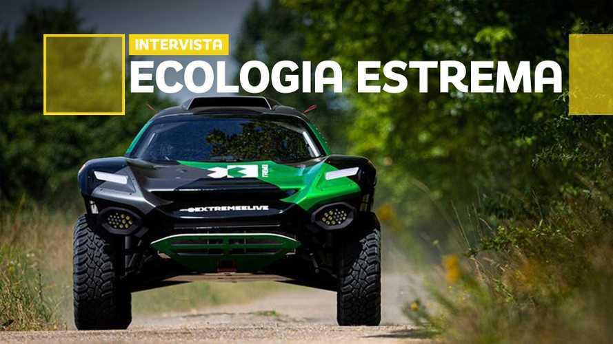 Extreme E: ecco i SUV elettrici da corsa che