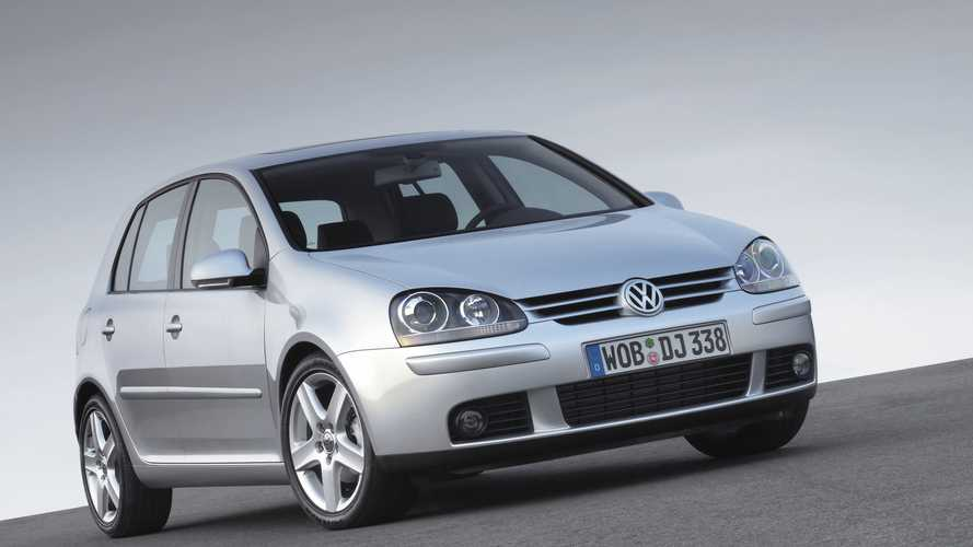 Volkswagen Golf 5. Generation