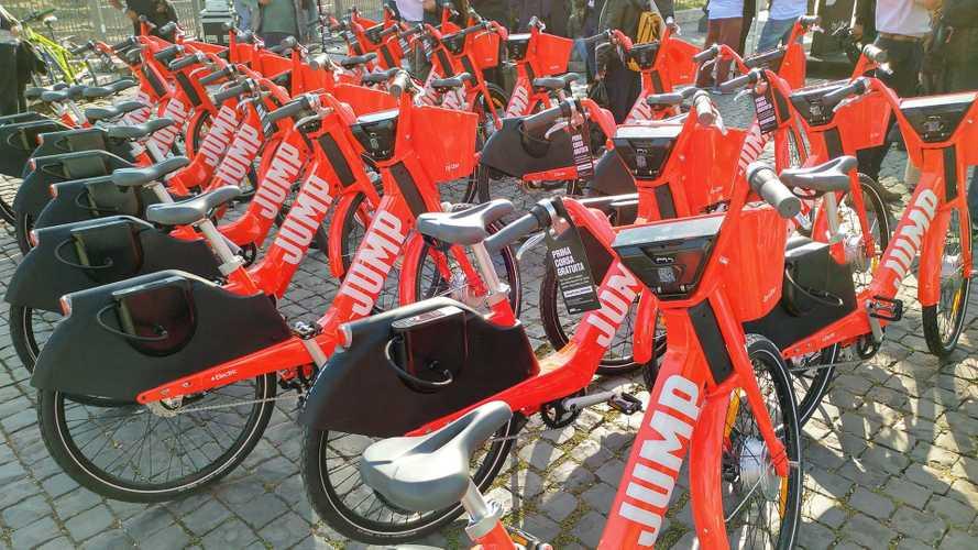 Uber Jump Bike Sharing