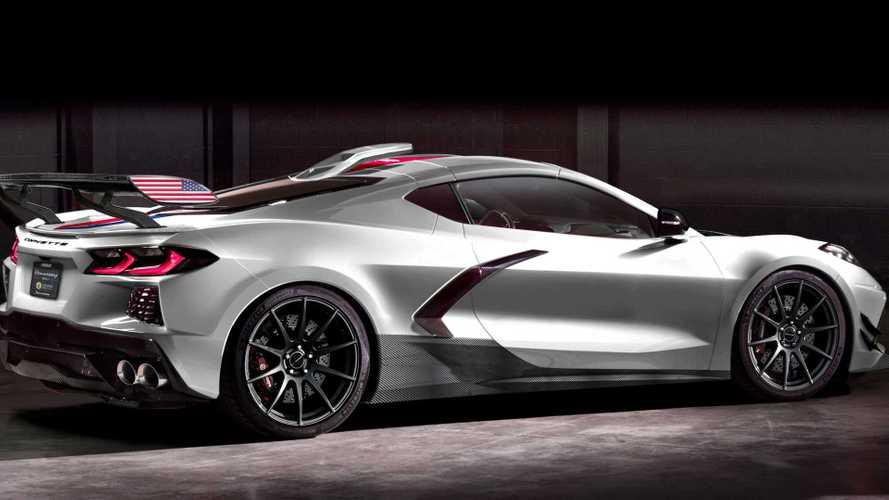 2020 Hennessey C8 Corvette | Motor1.com Photos