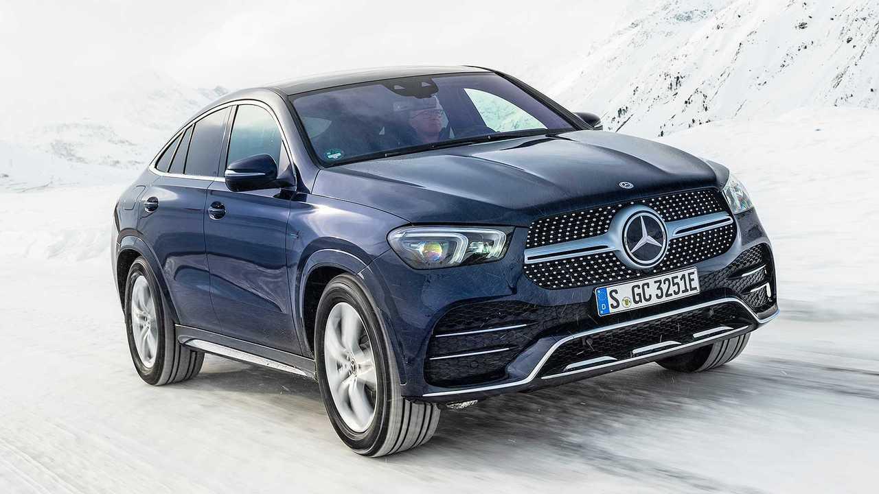Novo Mercedes-Benz GLE Coupé