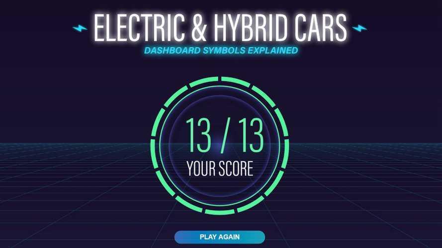 Have You Already Taken This Quiz On EV Warning Symbols?