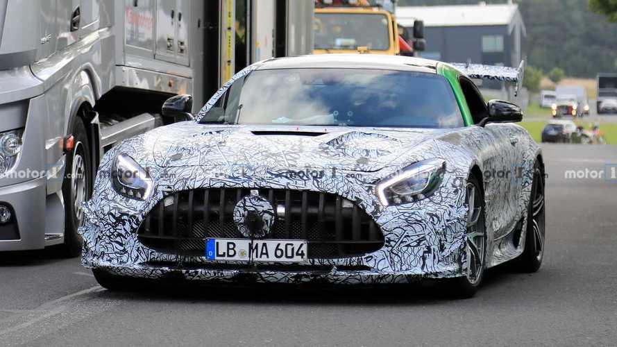 Mercedes-AMG reconfirms GT Black Series, hybrid GT 4-Door for 2020