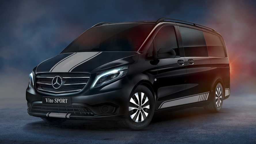 New top-spec Mercedes-Benz Vito Sport will cost £37,475 plus VAT