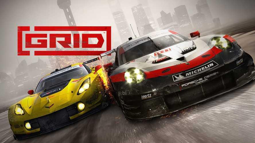 GRID: szenzációsnak ígérkezik az új autós game (videó)