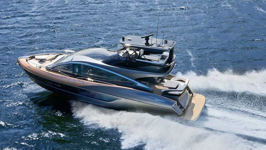 Lexus LY 650 Yacht Debuts As A 65-Foot Cruiser For One-Percenters