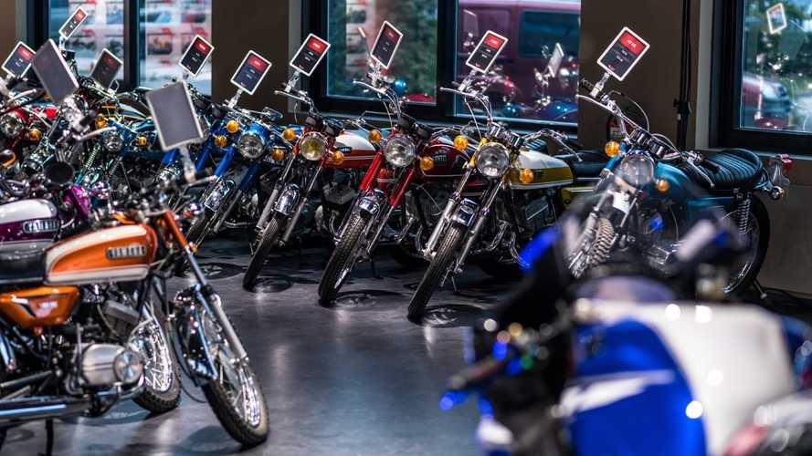 Yamaha Opens Museum In Amsterdam