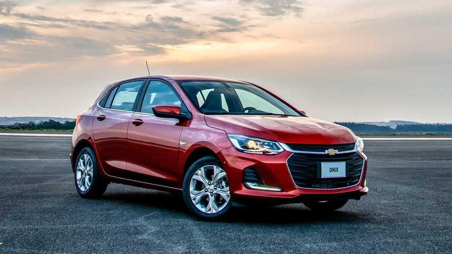 Mercado em janeiro: GM domina e Fiat se aproxima da Volkswagen