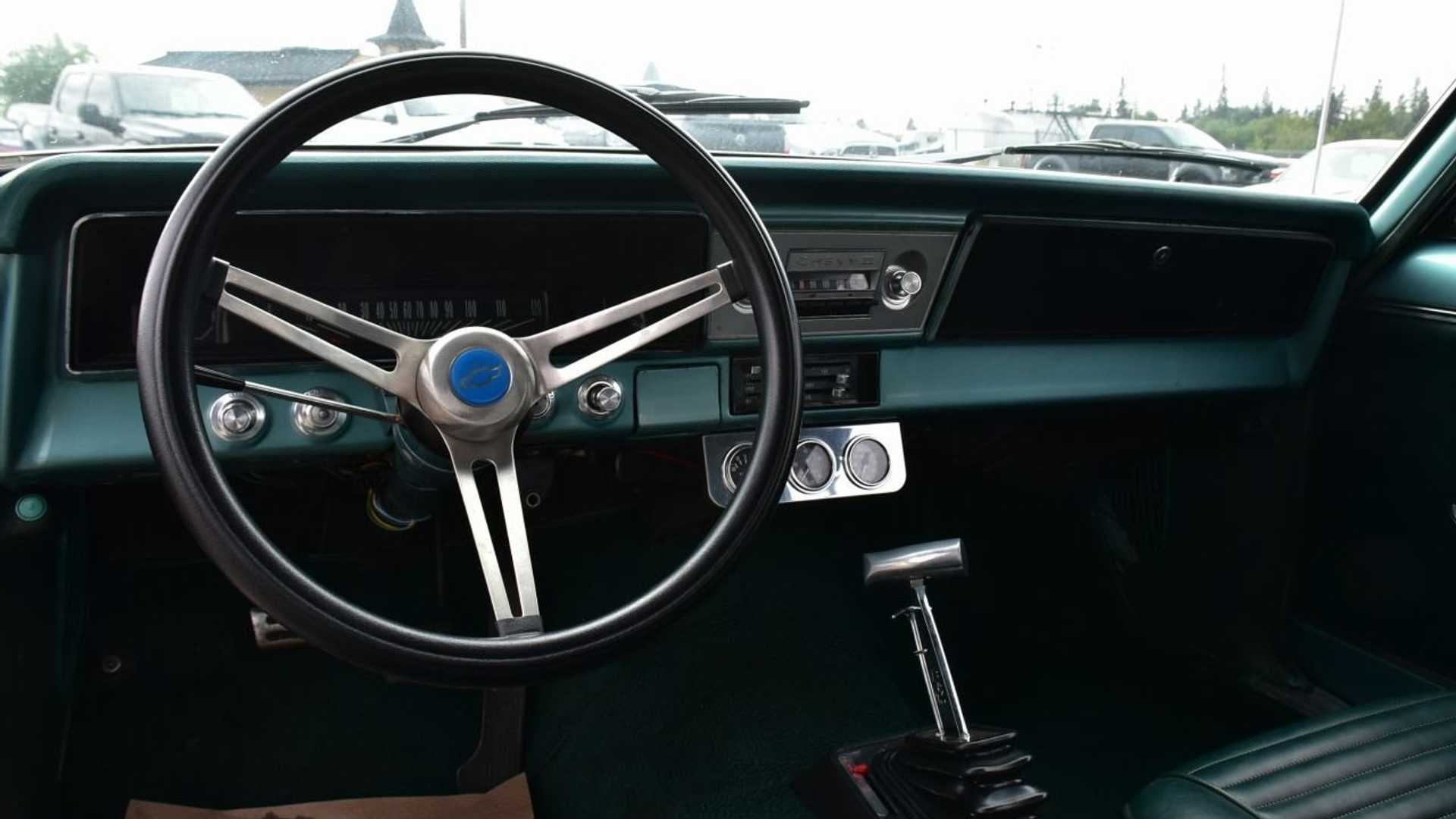 """[""""This Potent 1966 Chevy Nova Is Packin' A 383-Stroker Punch""""]"""