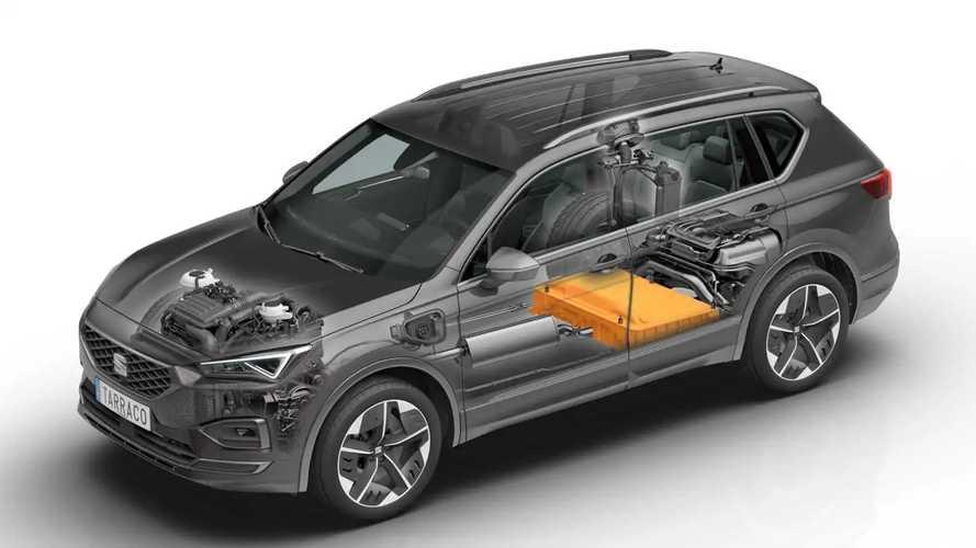 Seat Tarraco FR Plug-in-Hybrid (2020)