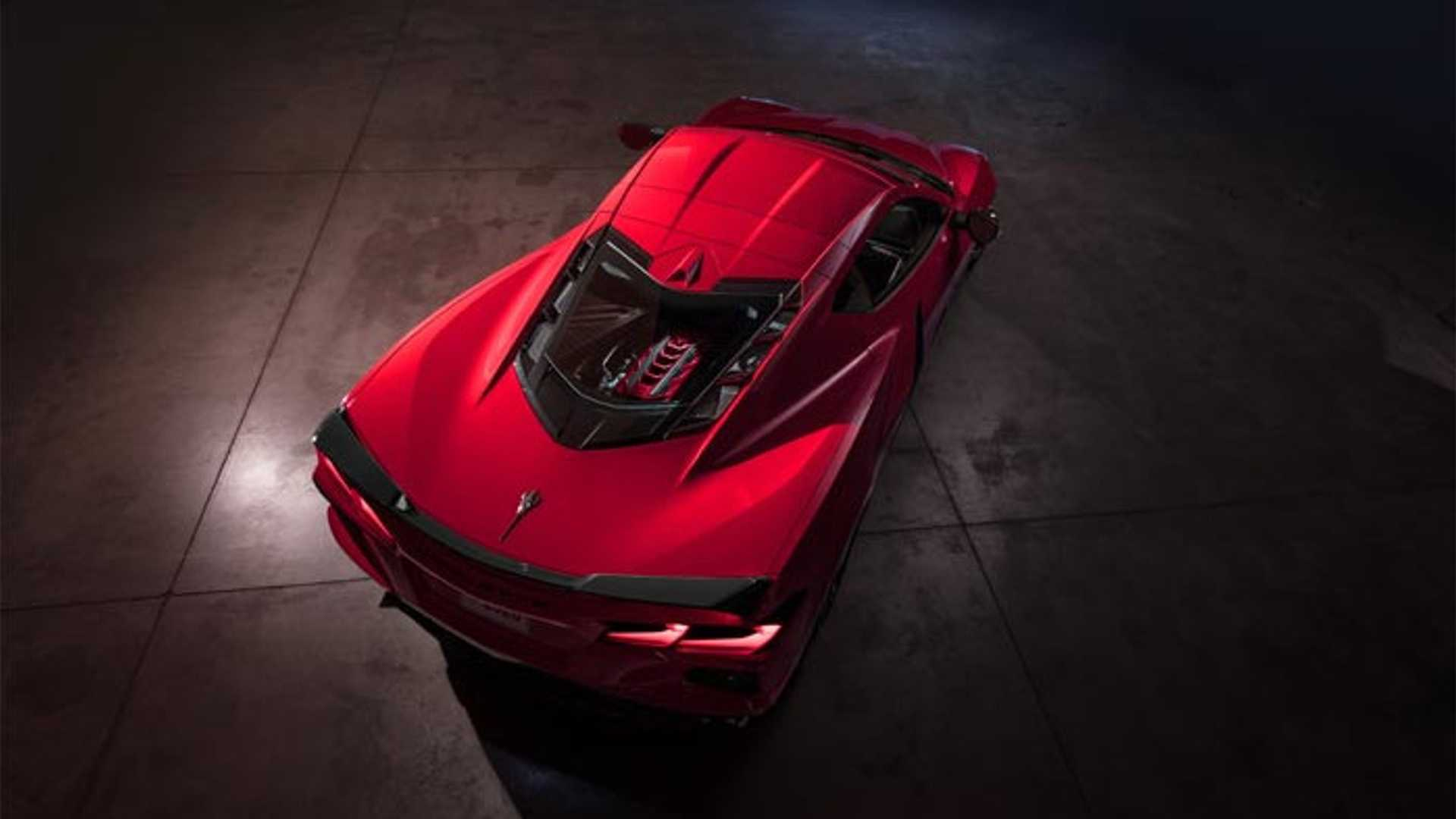"""[""""Historically Significant C8 Heads To Barrett-Jackson""""]"""