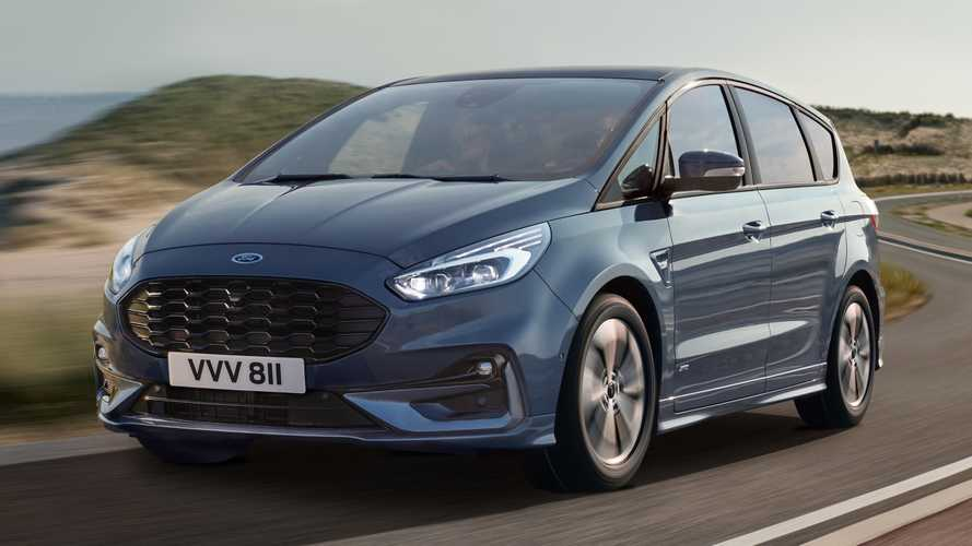 Ford Europe still believes in MPVs, updates S-Max and Galaxy