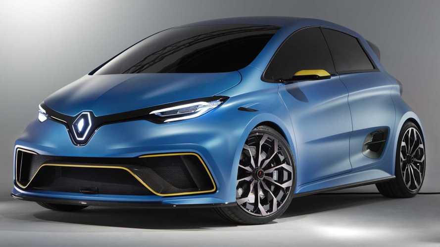 La Renault Clio RS pourrait être remplacée par une Zoe RS