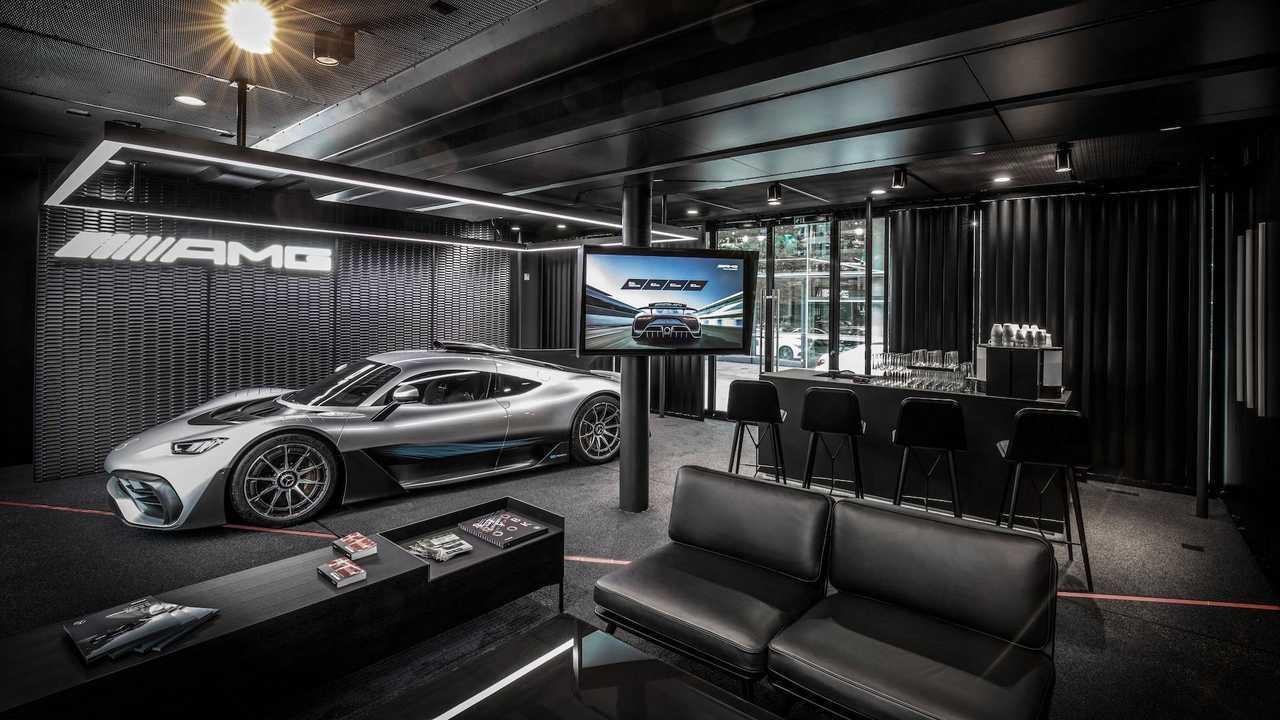 2020 Mercedes-AMG One