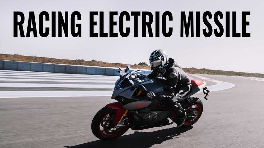 Energica Updates Flagship Ego For 2020