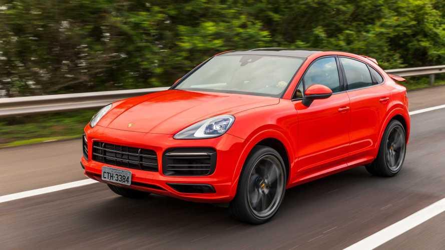 Primeiras Impressões: Porsche Cayenne Coupé reforça pegada esportiva