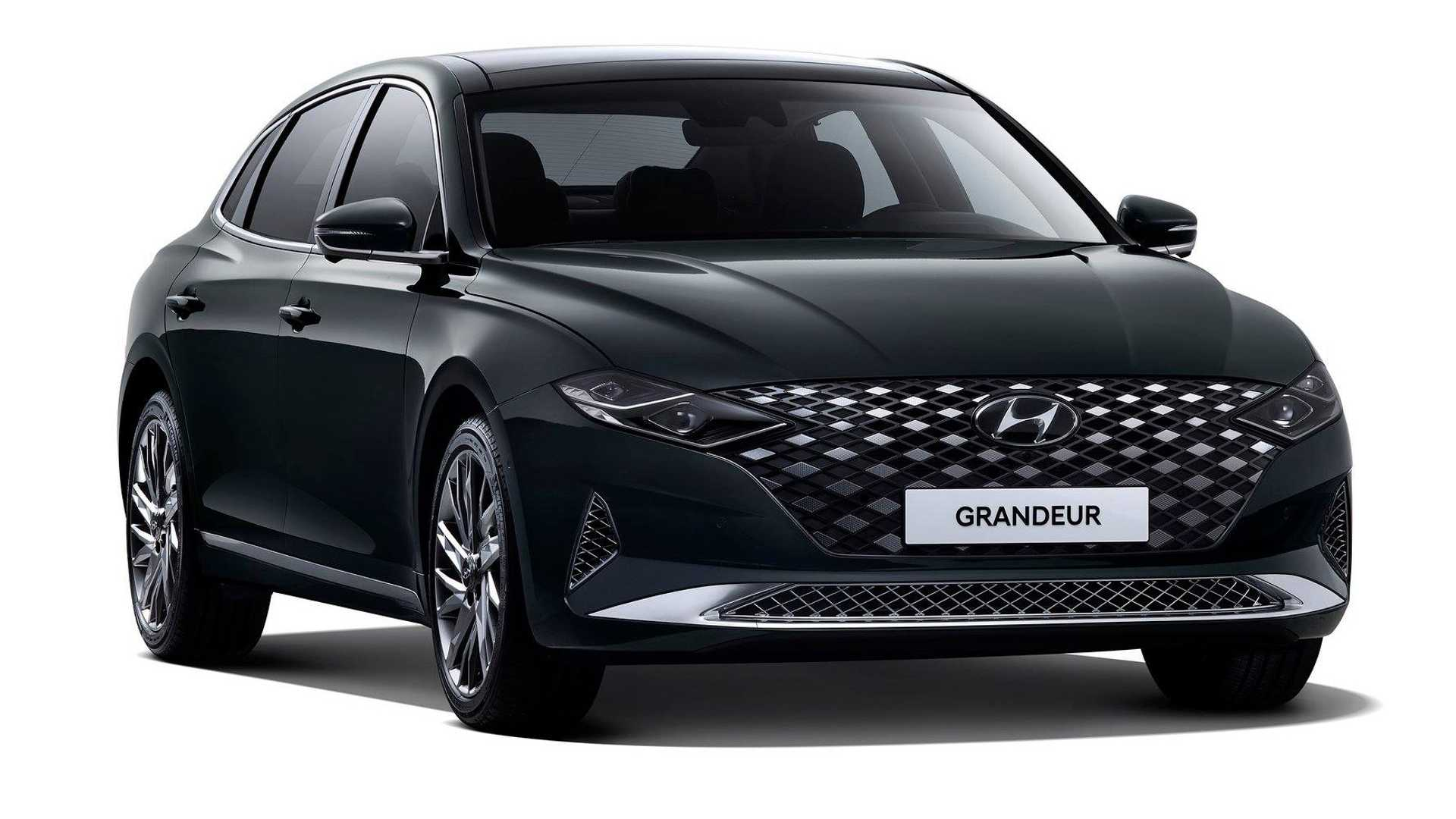 Hyundai Grandeur Facelift (2019) 5