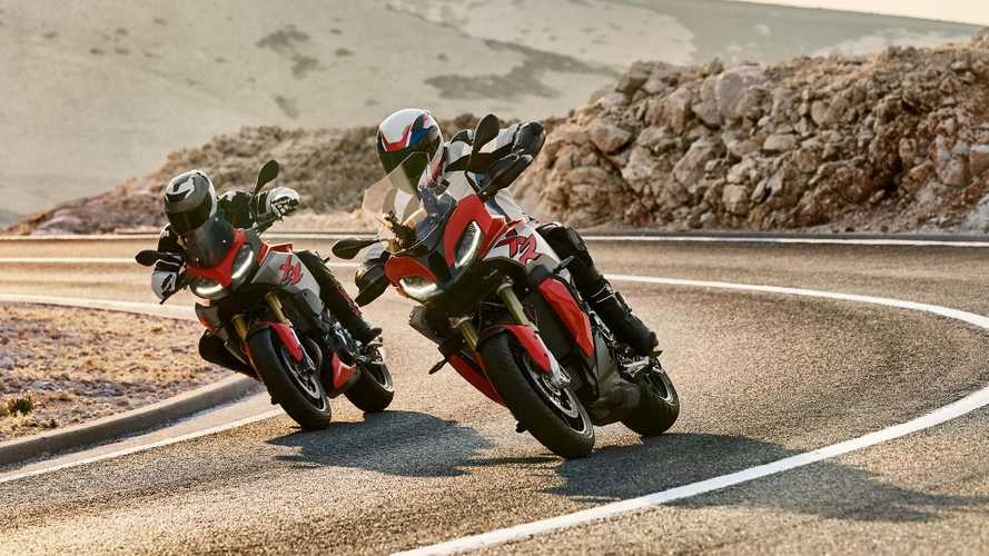 Not One But Two New BMW Twins Unveiled: F 900 R And F 900 XR