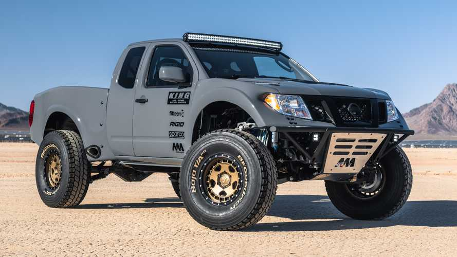 Nissan al SEMA con due super pick-up
