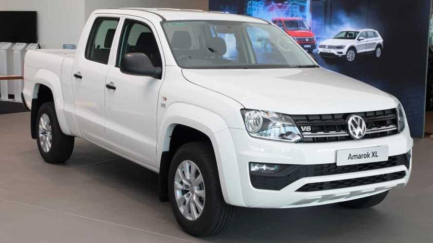 Volkswagen Amarok terá versões estendidas na Austrália