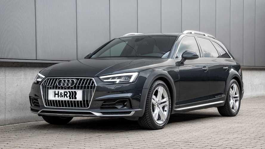 H&R Sportfedern für den Audi A4 Allroad