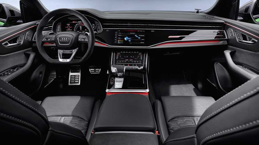 Audi will eventually get rid of all knobs and buttons