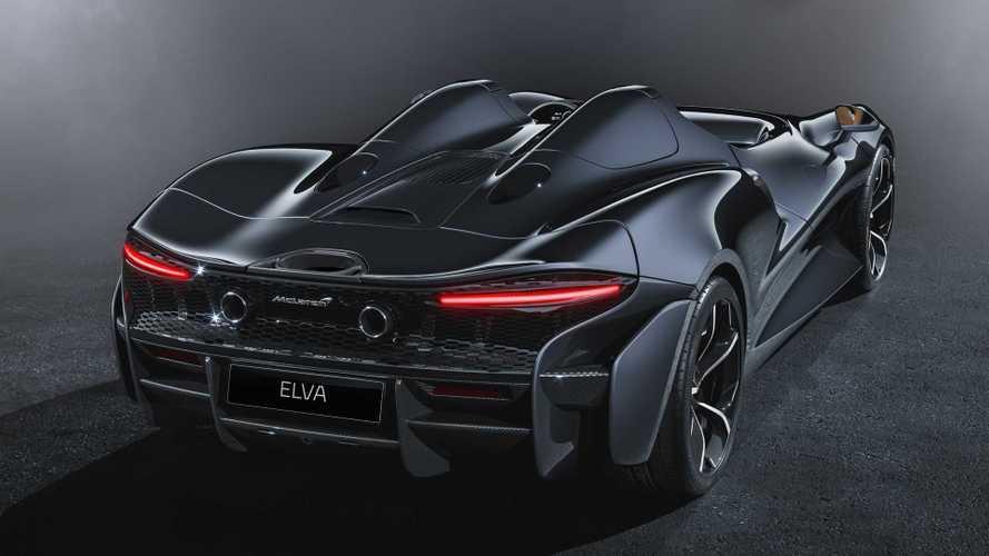 Miért csökkentette le a McLaren az Elva gyártási számait?