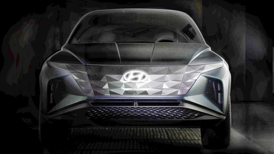 Nova geração do Hyundai Tucson é antecipada por conceito