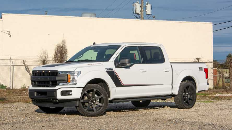 2019 Roush F-150 Nitemare: First Drive