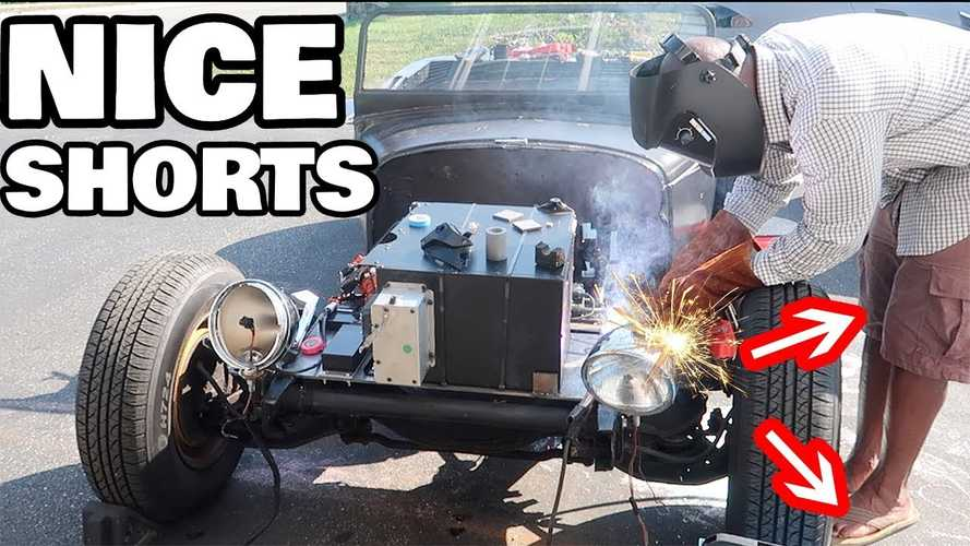 Rich Rebuilds Rat Rod Is Almost Ready To Rock
