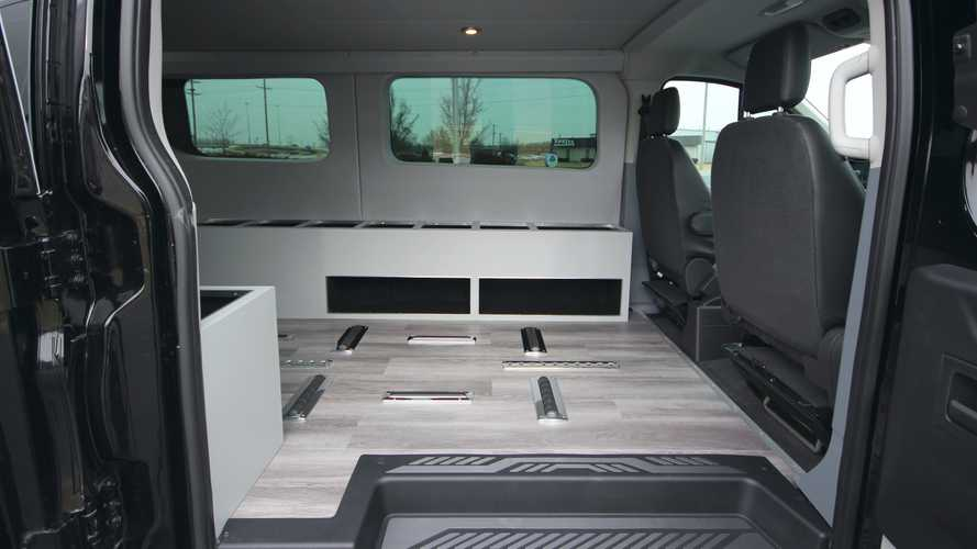 Ford Transit Hearse