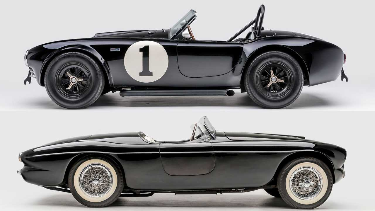 Meet The Cars From \'Ford v Ferrari\' At The Petersen Museum