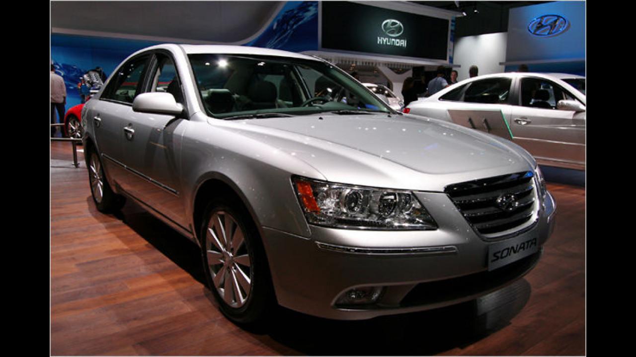 Hyundai Sonata 3.3 V6 Automatik