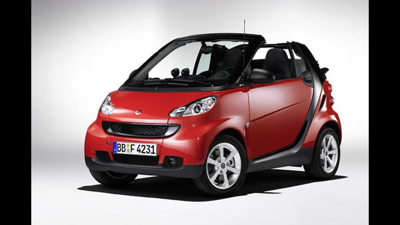 Smart Fortwo Cabrio 1.0 Pure