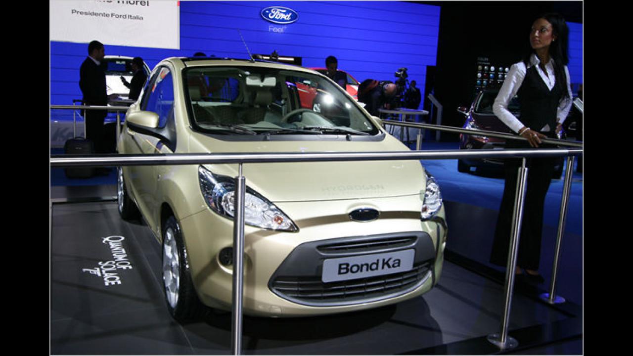 Ford Ka Bond