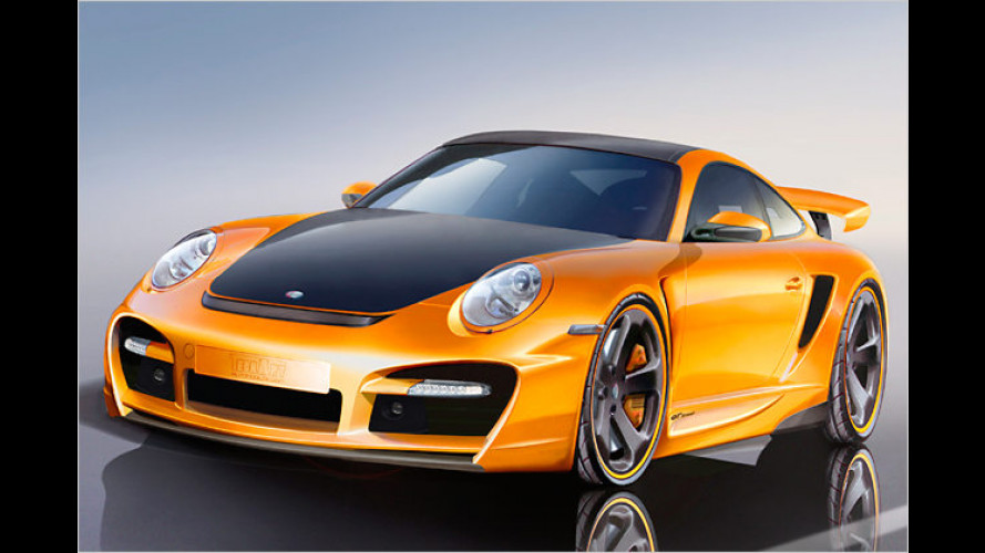 Der Tuning-Traum: TechArt GTstreet auf Porsche-911-Basis