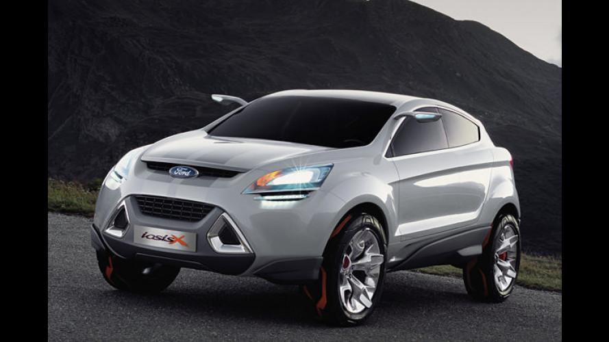 Studien-Evolution: Ford iosis X sorgt für klaren Durchblick