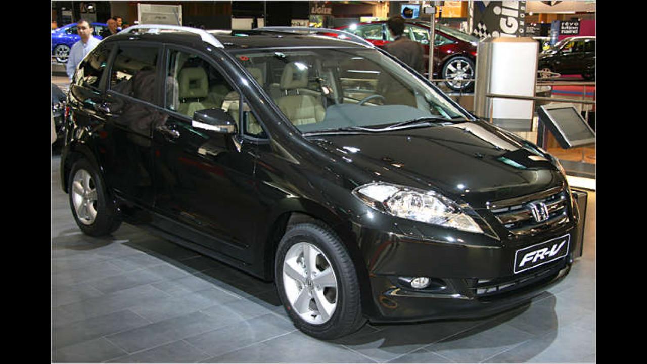 Honda FR-V Facelift