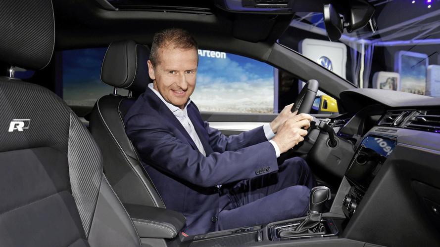 Le PDG de Volkswagen se dit intéressé à l'idée d'investir chez Tesla