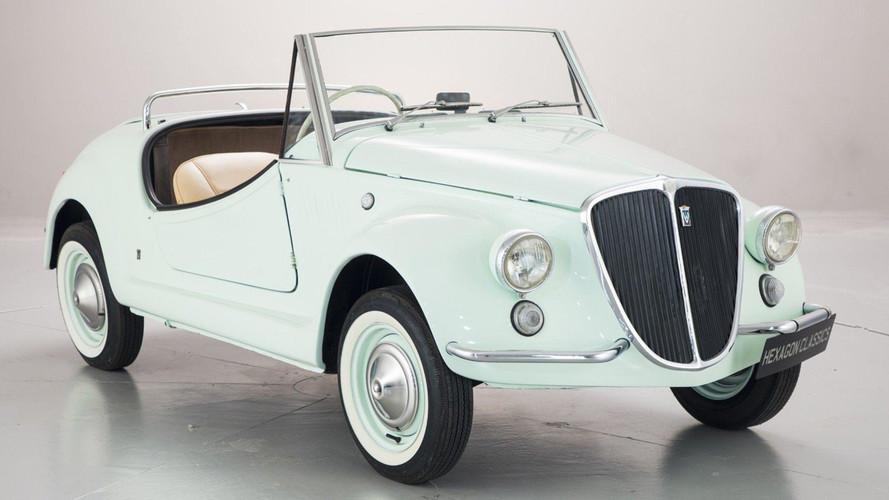 Fiat 500 Gamine 1971 de Vignale