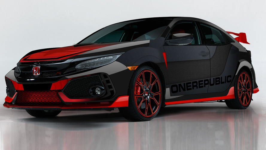 Honda Says OneRepublic Took This Civic Type R To The Next Level