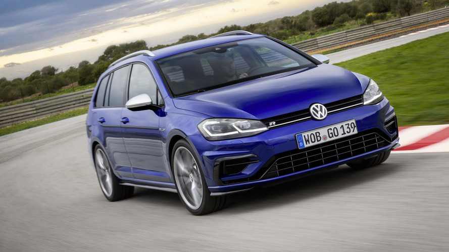Volkswagen Golf R станет на 10 л.с. слабее