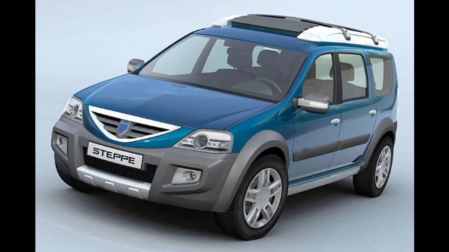 Auf ins Abenteuer: Dacia schickt den Logan auf die Piste