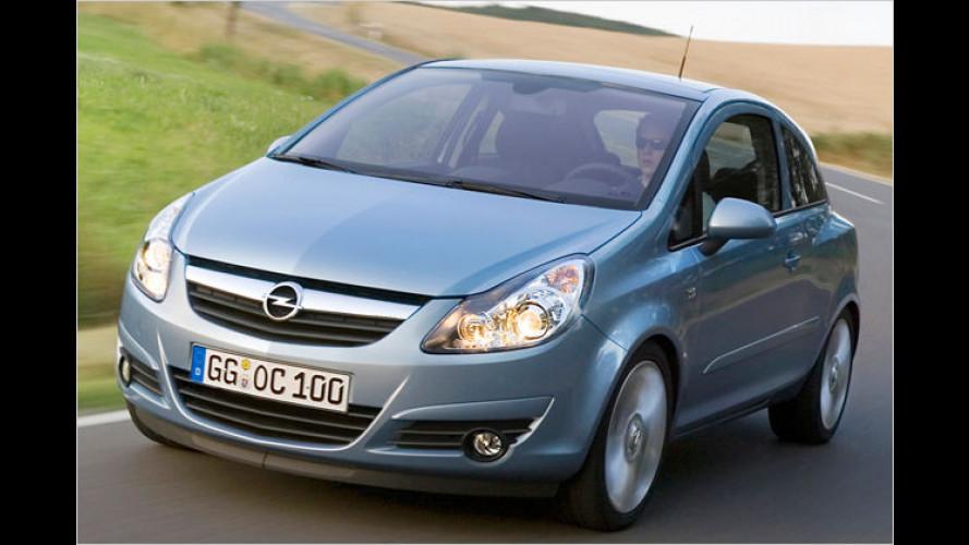 Opel senkt Einstiegspreise: Vier Modelle werden billiger